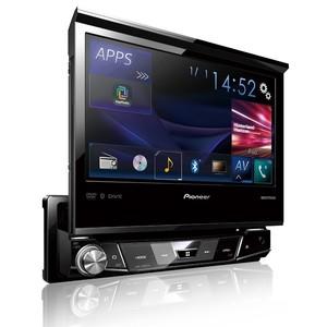 DVD Player Pioneer AVH-X7880TV - 7 polegadas 1DIN, Bluetooth, USB, TV Digital, Mixtrax