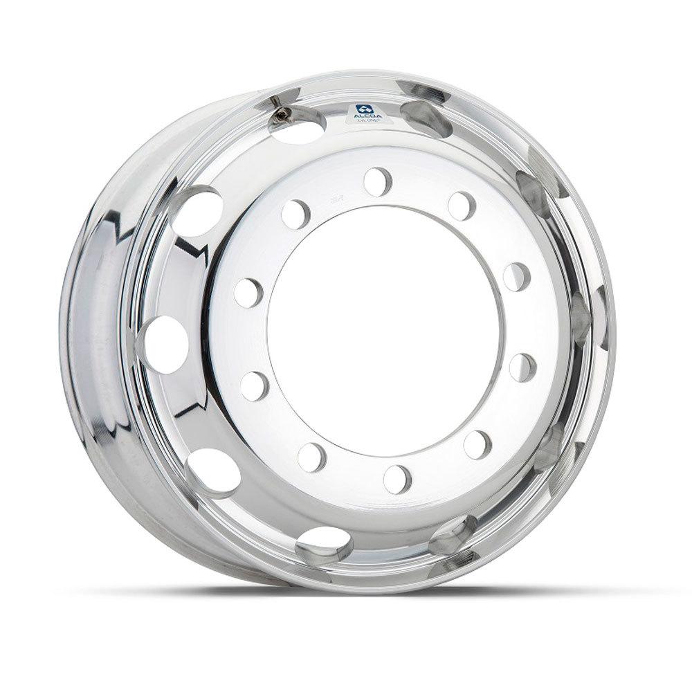 Roda de Alumínio Forjada Alcoa 8.25x22.5 Polida