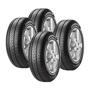 Jogo de 4 Pneus Pirelli Aro 14 Formula Energy 185/60R14 82H