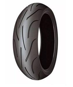 Pneu Moto Michelin Aro 17 Pilot Power 190/55R17 75W TL - Traseiro