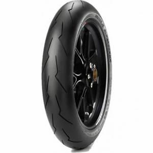 Pneu Moto Pirelli Aro 17 Diablo Super Corsa SP 120/70R17 58W - Dianteiro