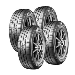 Jogo 4 pneus Kumho Aro 14 Sense KR26 175/65R14 82H