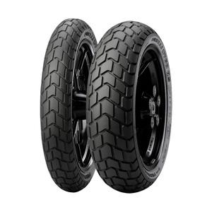 Jogo 2 Pneus de Moto Pirelli MT60 90/90-19 52P + 110/90-17 60P TT