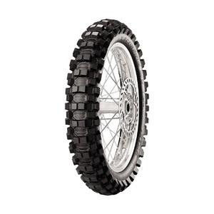 Pneu de Moto Pirelli Aro 19 Scorpion MX Extra X 110/90 -19 62M TT - Traseiro
