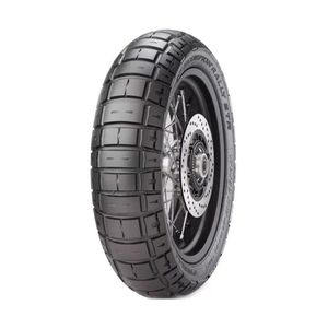 Pneu Moto Pirelli Aro 18 Scorpion Rally STR 150/70R18 70V TL - Traseiro