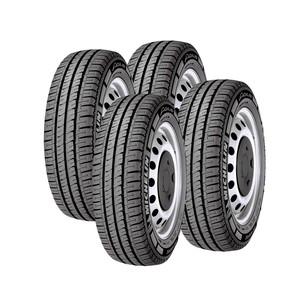 Jogo 4 Pneus Michelin Aro 15 Agilis 205/70R15C 106/104R