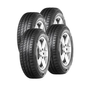 Jogo 4 Pneus Viking by Continental Aro 14 City Tech II 175/70R14 84T