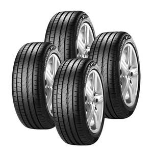 Jogo 4 Pneus Pirelli Aro 16 Cinturato P7 195/55R16 91V XL