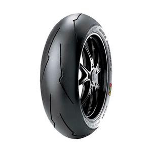 Pneu Moto Pirelli Aro 17 Diablo Supercorsa V2 190/50R17 73W TL - Traseiro