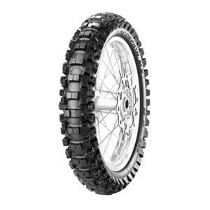 Pneu de Moto Pirelli Aro 21 Scorpion XC Mid Hard 80/100-21 51R - Dianteiro