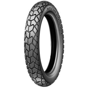 Pneu de Moto Michelin Aro 18 Sirac Street 2.75-18 42P TL/TT - Dianteiro