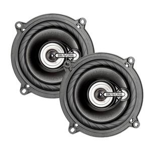 Kit Alto-falantes Bravox TR55 VW1 5 polegadas Triaxial Original/Universal