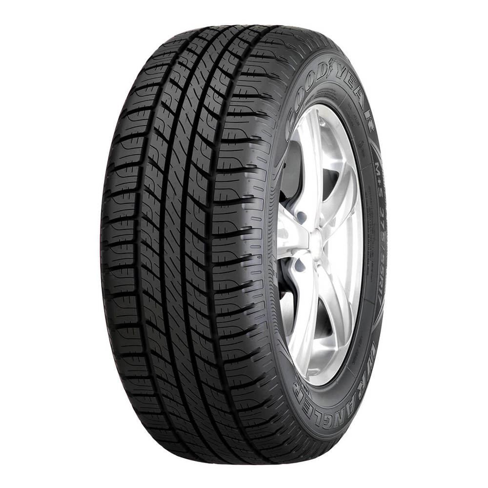 Pneu Goodyear Aro 17 Wrangler HP All Weather 255/65R17 110H - Original Nissan Pathfinder