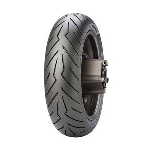 Pneu Moto Pirelli Aro 15 Diablo Rosso Scooter 160/60R15 67H TL - Traseiro