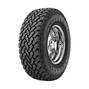 Pneu General Tire by Continental Aro 15 Grabber AT2 265/70R15 112S - Letra Branca