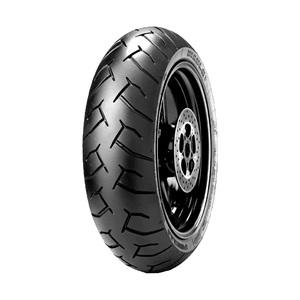 Pneu Moto Pirelli Aro 17 Diablo 190/50ZR17 73W TL - Traseiro