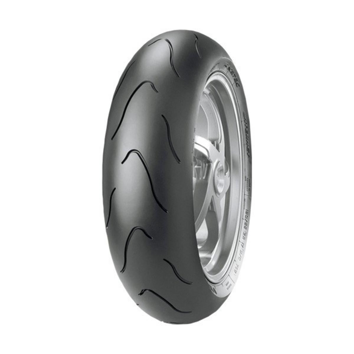 Pneu de Moto Metzeler Aro 17 Racetec Interact K3 190/50R17 73W TL - Traseiro