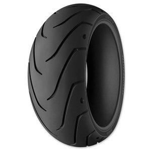 Pneu Moto Michelin Aro 17 Scorcher 11 200/55R17 78V TL - Traseiro