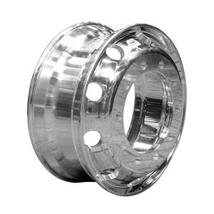 Roda Speedmax Aro 22.5 SRW Aluminio Disco 8.25X22.5 10 Furos