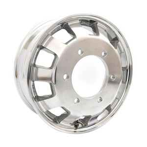 Roda de Alumínio ItalSpeed Aro 17.5 Speedline VM02 6.00X17.5 6 Furos