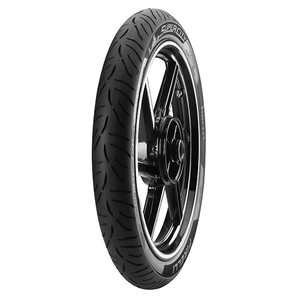 Pneu Moto Pirelli Aro 18 Super City 2.75-18 42P TT - Dianteiro