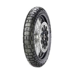Pneu Moto Pirelli Aro 19 Scorpion Rally STR 110/80R19 59V TL - Dianteiro