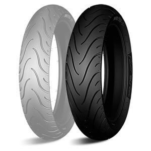 Pneu de Moto Michelin Aro 14 Pilot Street 80/100 -14 49L TT - Traseiro