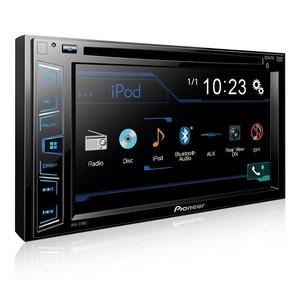 DVD Player Pioneer AVH-278BT - 6,2 polegadas 2DIN, Entrada Bluetooth, USB , AUX, Câmera de Ré