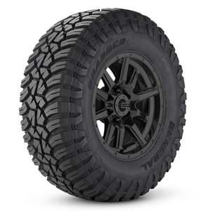 Pneu General Tire by Continental Aro 15 Grabber X3 31X10.50R15 109Q 6L
