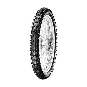 Pneu Moto Pirelli Aro 18 MT320 NHS 100/100-18 59R TT - Traseiro