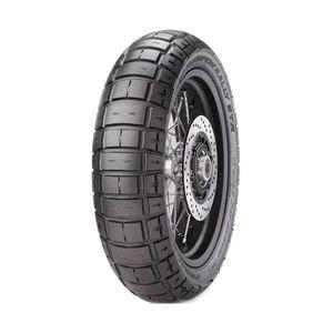 Pneu Moto Pirelli Aro 17 Scorpion Rally STR 170/60R17 72V TL - Traseiro