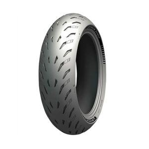 Pneu Moto Michelin Aro 17 Power 5 200/55R17 (78W) TL - Traseiro