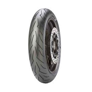 Pneu Moto Pirelli Aro 15 Diablo Rosso Scooter 120/70R15 56H TL - Dianteiro
