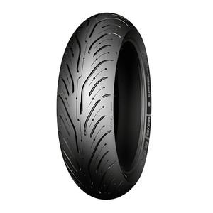 Pneu de Moto Michelin Aro 17 Pilot Road 4 GT 170/60R17 72W - Traseiro TL