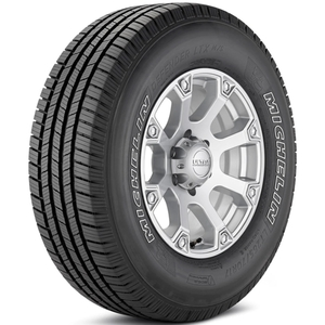 Pneu Michelin Aro 16 X LT A/S 265/75R16 123/120R - Letra Branca