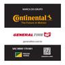 Jogo 4 Pneus General Tire by Continental Aro 14 Evertrek RT 185/70R14 88T
