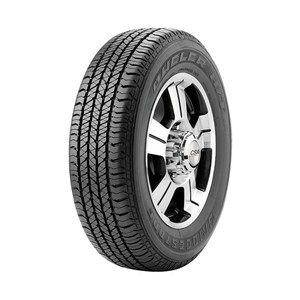 Pneu Bridgestone Aro 17 Dueler H/T 684 II Ecopia 255/65R17 110T - Original Chevrolet S10