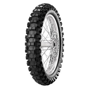 Pneu Moto Pirelli Aro 18 NHS Scorpion MX Extra X 100/100 -18 59M TT - Traseiro