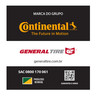 Jogo 4 Pneus General Tire by Continental Aro 13 Evertrek RT 175/70R13 82T