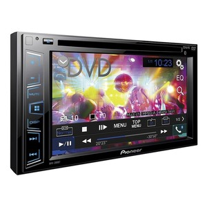 DVD Player Pioneer AVH-288BT - 6,2 polegadas 2DIN, USB, Bluetooth, RCA