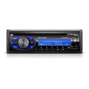 Som Automotivo Freedom MP3 Player Entrada USB/Aux/CD Multilaser P3239