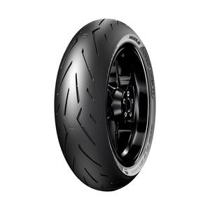 Pneu Moto Pirelli Aro 17 Diablo Rosso Corsa II 200/55R17 78W TL - Traseiro