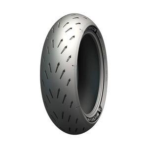 Pneu Moto Michelin Aro 17 Power RS 180/55R17 73W TL - Traseiro