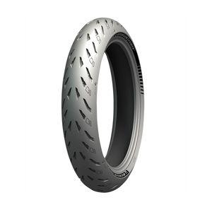 Pneu Moto Michelin Aro 17 Power 5 120/70R17 (58W) TL - Dianteiro