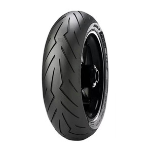 Pneu Moto Pirelli Aro 17 Diablo Rosso III 190/50R17 73W TL - Traseiro