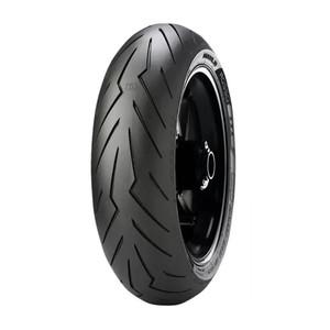 Pneu Moto Pirelli Aro 17 Diablo Rosso III 180/60R17 75W TL - Traseiro