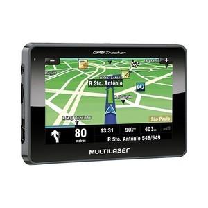 GPS Multilaser Tracker III Tela 4,3 polegadas GP033