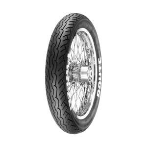 Pneu de Moto Pirelli Aro 17 MT 66 Route 120/90-17 64S TT - Dianteiro