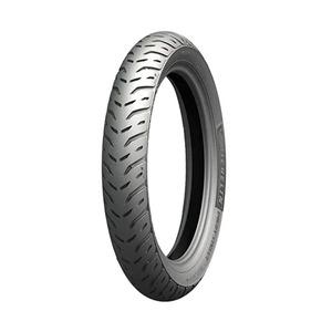 Pneu Moto Michelin Aro 14 Pilot Street 2 80/100-14 49S TL Reinf - Dianteiro/Traseiro