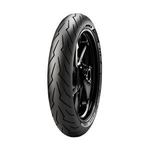 Pneu Moto Pirelli Aro 17 Diablo Rosso III 120/70R17 58W TL - Dianteiro